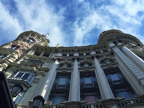 Madrid Ayuntamiento De Madrid. Parte Del Palacio