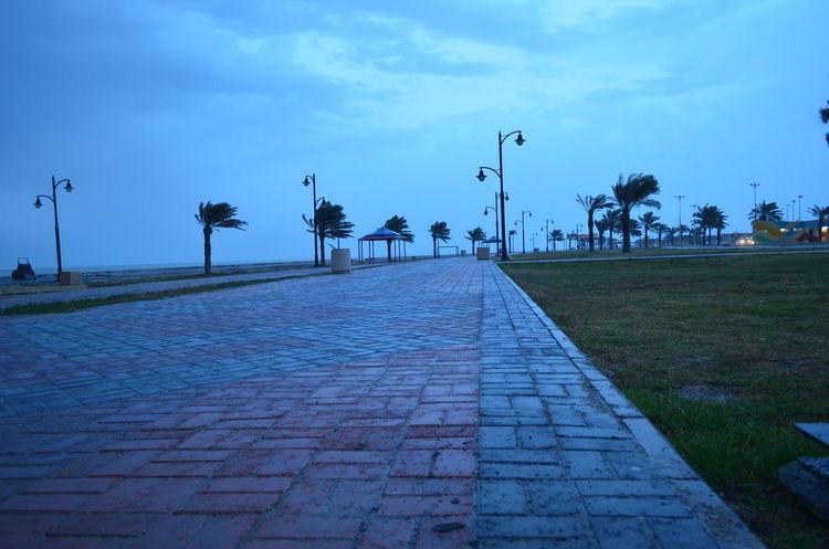 من الاخير الليلة مشتاق لك كثير مدرى وش كثر لاكن كثير اكثر من حدود الكلام Ad Dammam, Al Khobar Rany Day RASTUNORAH Sky Sky And Clouds Weekend