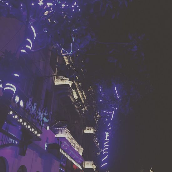 Last night Night