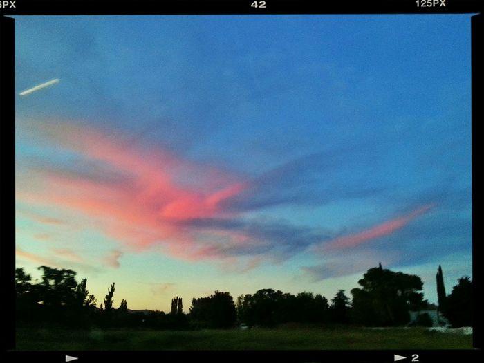 Sunset Veranito 2014 Sky Puesta De Sol