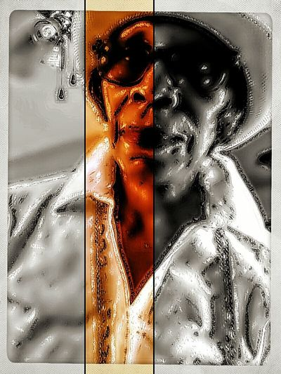 Portrait Adult In My, South Carolina (gif) Artphotography Multiple Colors, 2016