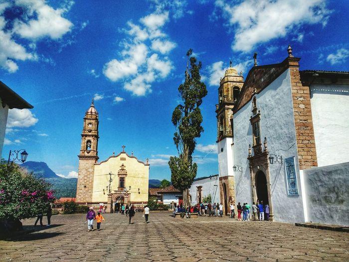 Michoacan, México FolclorMexicano Santa Clara Del Cobre Mexico Color