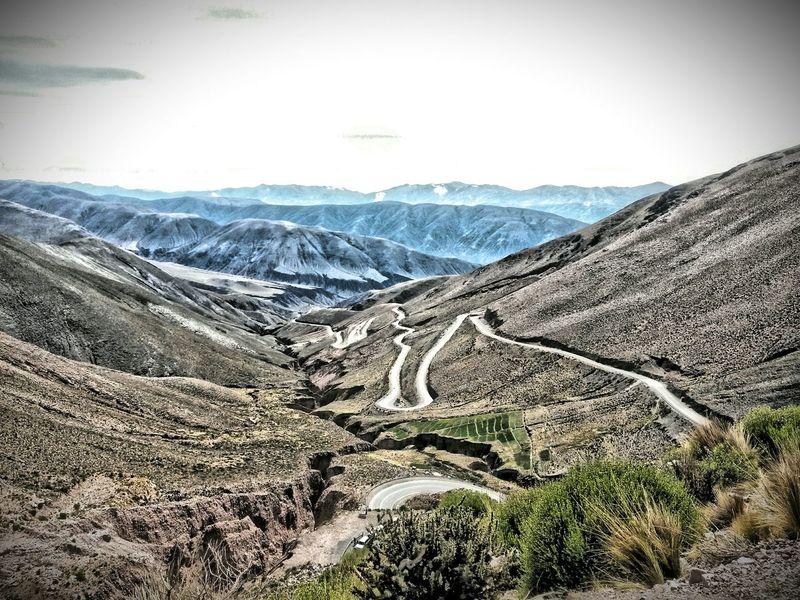 Jujuy Las Salinas Ruta 9