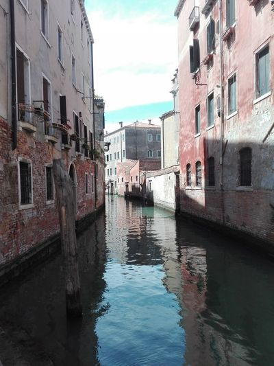 Venezia Italy No Filter No Edit First Eyeem Photo Water No People Tranquil Scene Travel Photography Eyeem Photo Mobilephotography