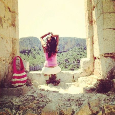 Yo de Espaldas... Instagramers Instagram Cullera Lovely Photooftheday iphonesia Dcawyn paseo Good Igers