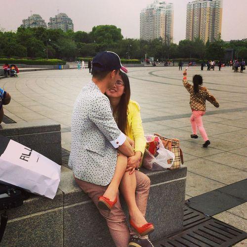 Yiwu Sweetheart Love Streetshooting