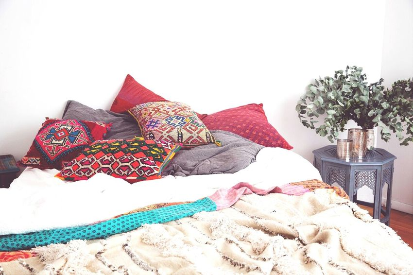 Bedroom Bohemian Comfy