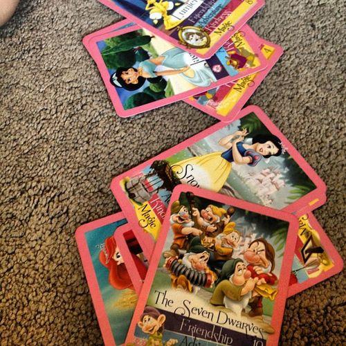Aysha Toptrump Princess Disneyprincess card game
