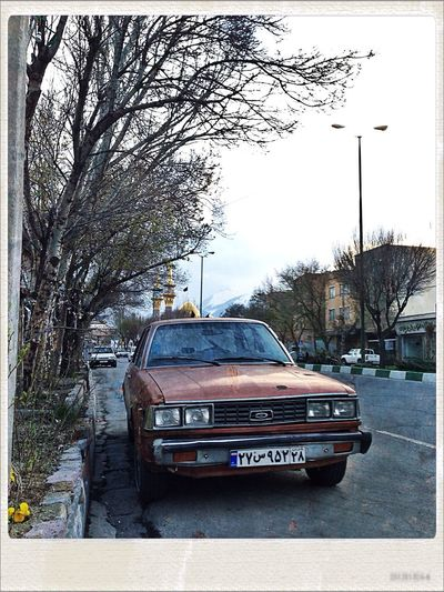 Iran Wheels Hamedan