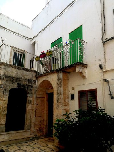 Architecture Built Structure No People Building Exterior Sky Day Politics And Government Outdoors Cisternino Puglia Italy🇮🇹