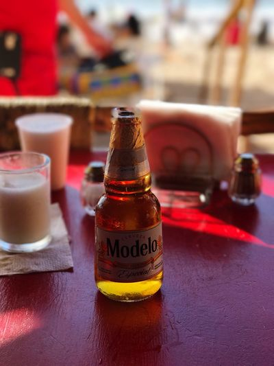Have a Drink ! Day Beer Beer - Alcohol Beer Time Modelo👌🍺🍻 Drinks Enjoying Life Enjoying The Sun