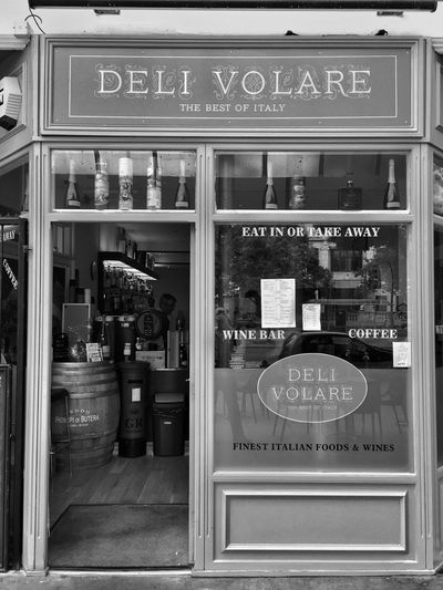 Text Store Old-fashioned Bakery Cafe Retro Styled Small Business Buying Business Finance And Industry Retail  Communication Barber Food Ice Cream Parlor Open Sign Vending Machine Indoors  Day Fast Food No People Liverpool JoMo Photo IPhoneography Black And White Blackandwhite