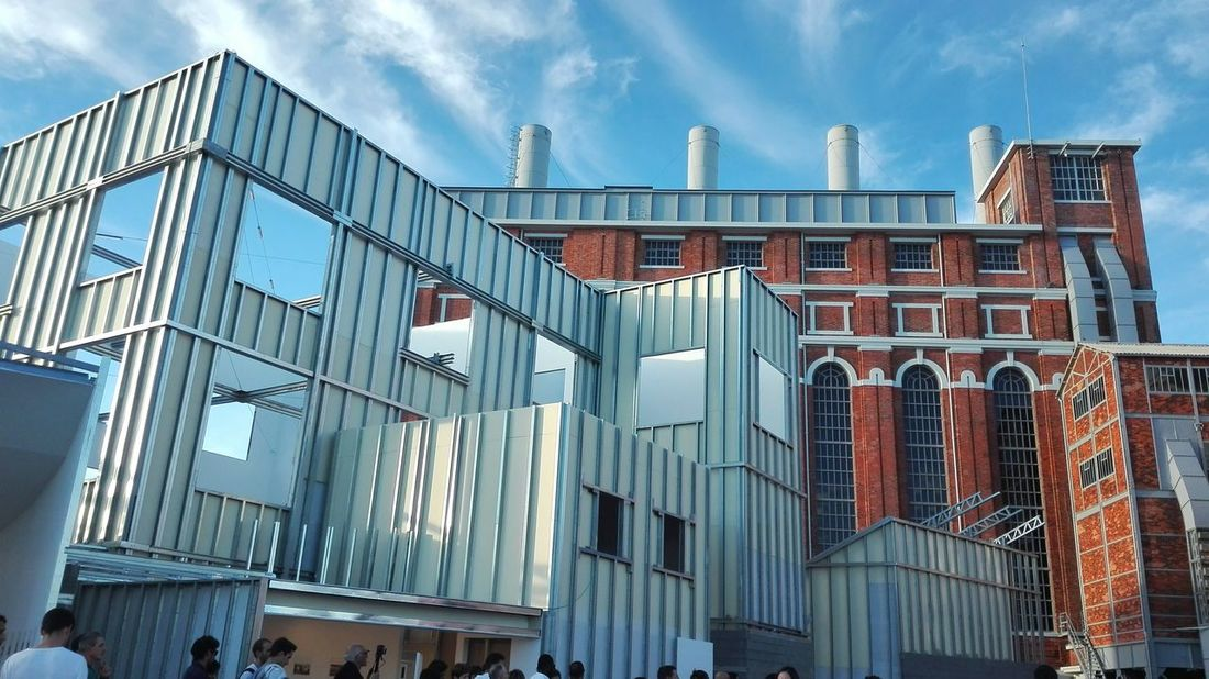 TakeoverContrast Maat Architecture Building Exterior Museum
