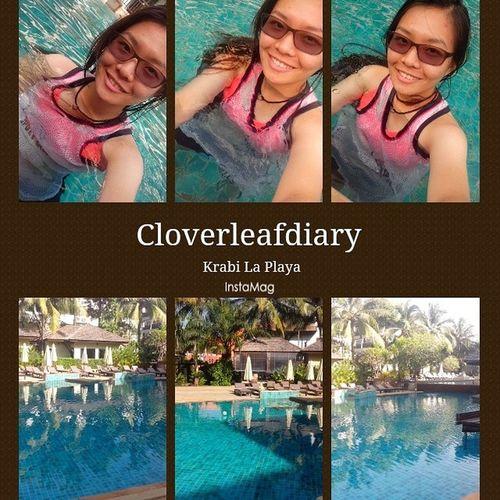 Hot Swim Dontknowhowtoswim Cloverleafdiary