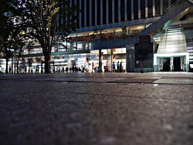 Streetphotography Nightshot Mini Library Minimum Life ♪
