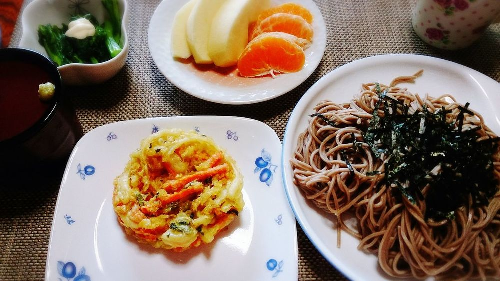 お蕎麦☆ Yummy Healthy Food Japanese Food Foodporn Soba Noodles Lunch