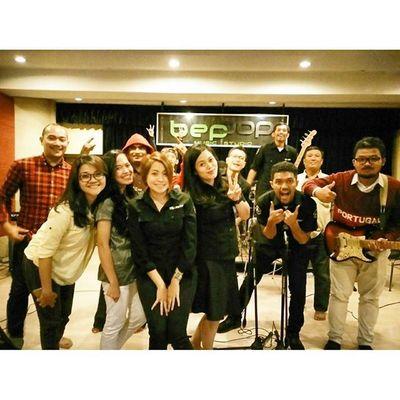Change and Synergy, begitulah kami dengan semua keberagaman, perbedaan, dan kemajemukan, jika beberapa waktu yang lalu kami bersaing dan berkompetisi untuk menjadi yang terbaik, saat ini kami bergabung untuk menjadi satu dalam CT Corpora Band & Choir, kita satu untuk bersama.. Ctcorp CTcorpora BankMega Transtv  Trans Transvision Metrodeptstore Transmahagaya INDONESIA Jakarta
