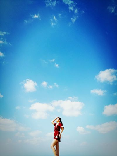 Cloudin' 😊 Vacations Sea Seascape Beach Beachphotography Resting Waiting Hanging Out Chilling Smile Sunlight Sunlight And Shadow Girl Lady Woman Women Headwear Child Childhood Full Length Sports Clothing Sport Sports Helmet Sky Shore Sand Horizon Over Water Wave Sandy Beach FootPrint