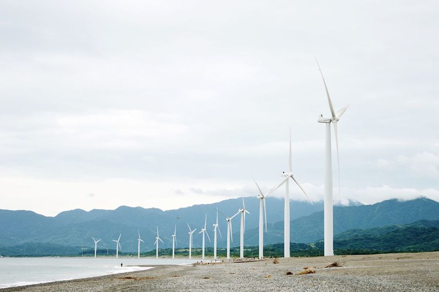 📍Bangui Windmills Travel Travel Photography Photography Windmills Landscape Landscape Photography Landscape_Collection Landscapes Landscape_lovers Eyeem Philippines