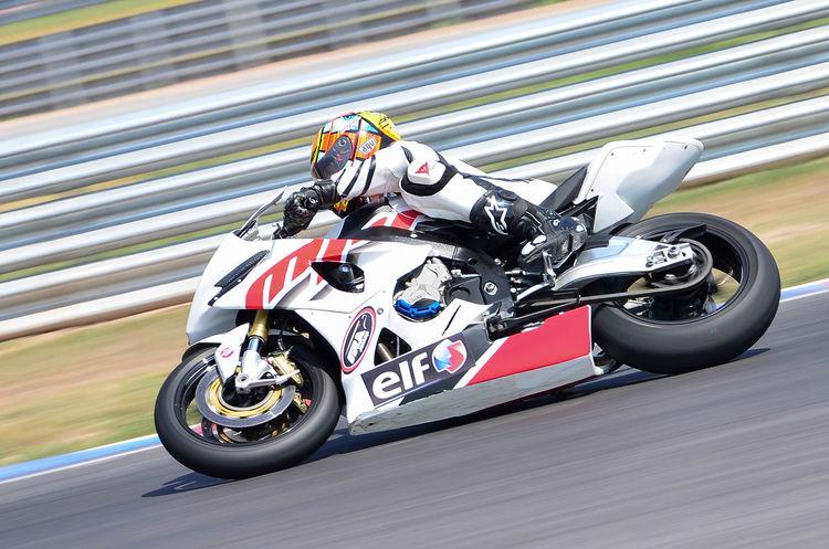 Argentina Bmw Motorcycle Piloto Professional Sport S1000rr Sport Sports Race Termas De Rio Hondo
