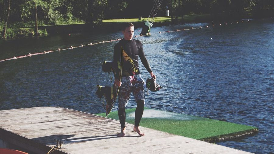 Me wakeboarding at Liquid Leisure Wakeboard Wakeboarding Lake Liquid Force
