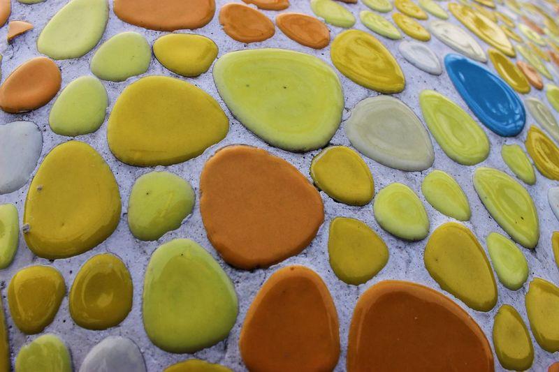 Colors close up