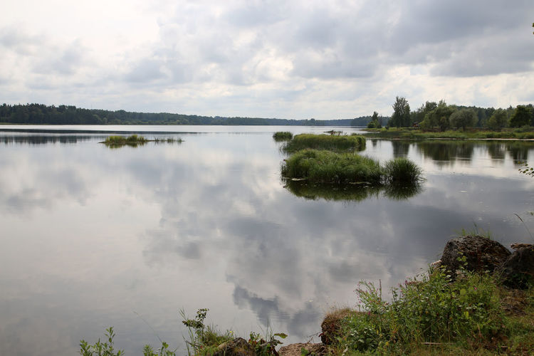 Lake Reflection Tranquil Scene Water Vidzeme Relaxing Moments Travelling Photography Seascape Latvia Travelling The Baltic States Rippled Daugavpils Daugava DaugavaRiver latvija