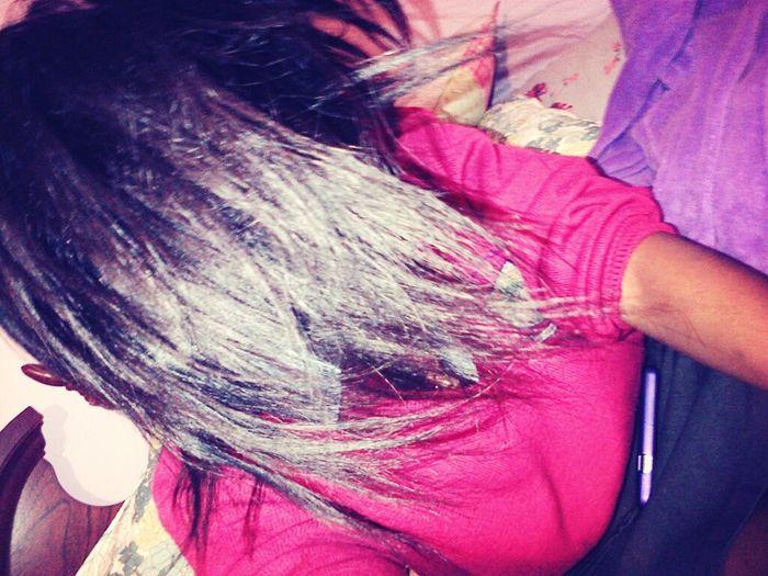 playin in my hair