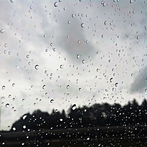 Supernormal Austria Rain Rain Drops