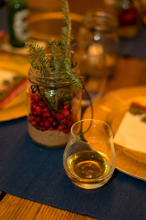 Spirit of the season Holidays Spirit Close-up Decorations Drink Focus On Foreground Food Food And Drink Freshness Indoors  No People Table