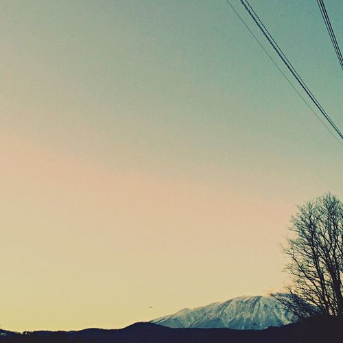 Sunset Tadaa Community Mtiwate 岩手山 Winter