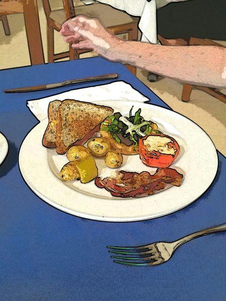 Breakfast Diner Restaurant Eating Whats For Dinner? Whats For Lunch? Whats For Breakfast? Lunch Time! Plate Of Food Eating Out Diner♥ Restaurant