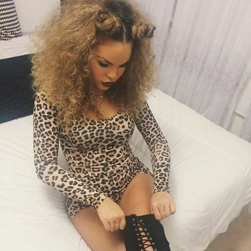 Cheetah Cheetah Print Cheetahprint Curly Hair Natural Hair Halloween Happy Halloween Halloweencostume Photography Eyebrows On Fleek Beauty Model Gorgeous Aesthetics Halloween2015 Makeup Long Hair