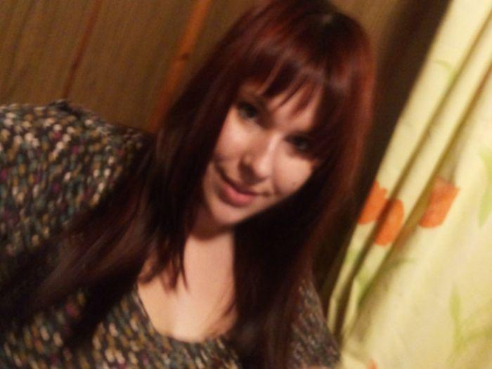 Me Selfie new hairstyle:)