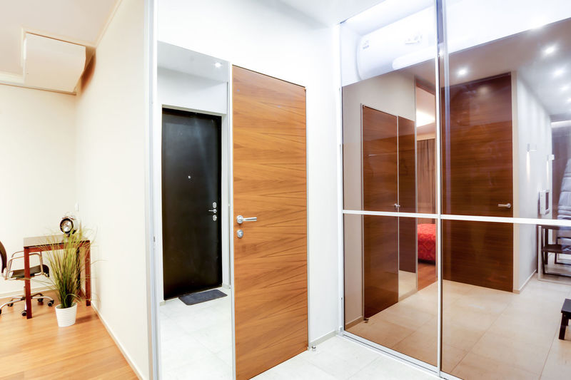 Modern Door Architecture Entrance Building Luxury Home Interior Indoors  Wealth Glass - Material Built Structure No People Home Flooring Domestic Room Arcade Home Showcase Interior Residential District Wood - Material Tiled Floor Wood