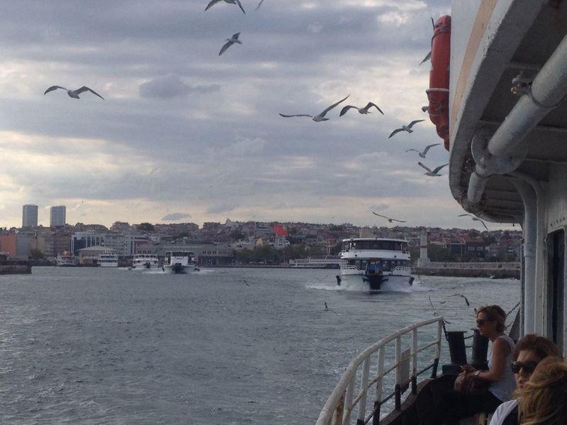 Istanbul Taking Photos Istanbul #bogaz
