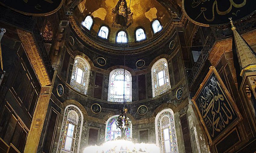 Ayasofya,İstanbul,TURKEY First Eyeem Photo