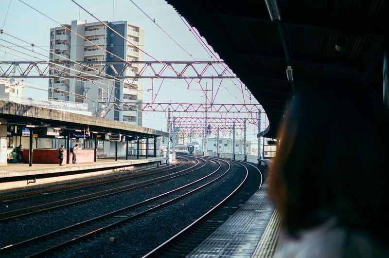 Keihan electric railway is one of railway companies in western japan.