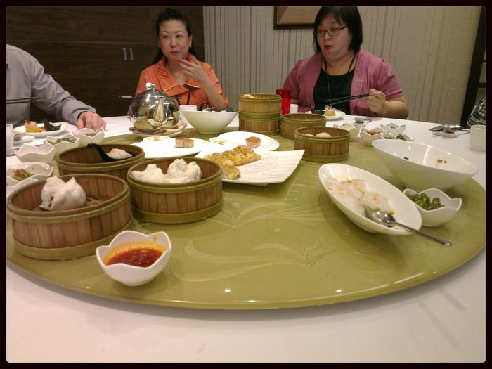 Office Dim Sum Lunch