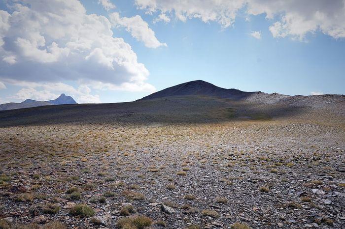 Natural lights and shadows Benasquevalley Black Ranges Landscape Mountain Shadows Sky Valle De Benasque
