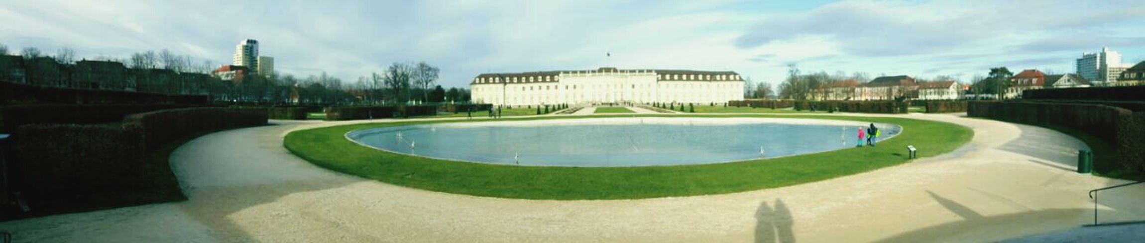Barockschloss Sport Cloud - Sky Sky Sand Trap Panoramic Water Golf Outdoors Day An Eye For Travel Stories From The City