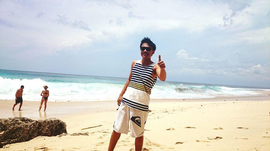 Get ready for summer! Faces Of Summer Summer2015 Summer Vibes @dreamlandbeach - Bali, Indonesia