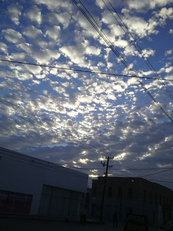 Good morning:) Sky And Clouds Hello World Enjoying Life Nature