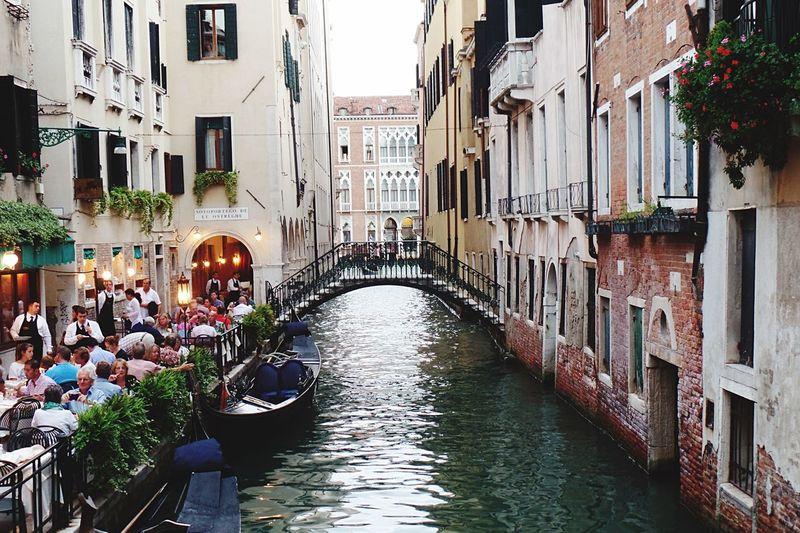 Streets Of Venice Venice, Italy Venezia Venice Canals Italia Bridges Bridgesaroundtheworld Travel Photography