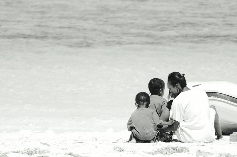 Family Life Beachphotography Baby