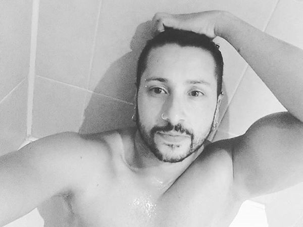 Shower time...🛁🚿🛀 Instagram Viagem Férias Chile Santiago ShowerTime