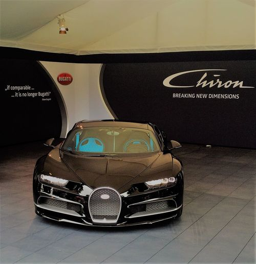 Bugatti Bugatti Chiron Close-up Day Expensive Cars Fast Car Indoors  No People Rare Rare Car Sports Car Super Car Text Transportation