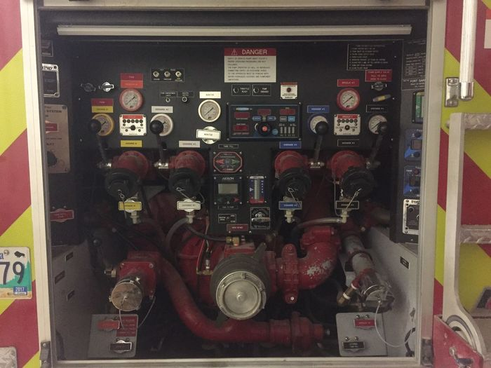 The Week On EyeEm EyEmNewHere Fire Truck Controls No People Indoors  Control Panel