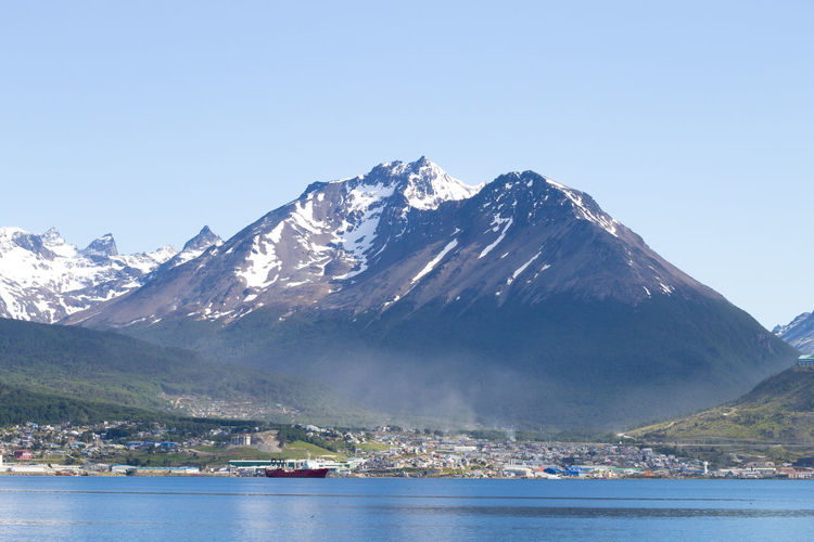 Ushuaia cityscape from Beagle channel, Argentina landscape. Tierra del Fuego Ushuaïa Ushuaia Argentina Ushuaia Tierradelfuego Tierra Del Fuego Tierra Del Fuego National Park Tierra Del Fuego Archipelago Argentina Argentina Photography Argentina 👑🎉🎊👌😚😍 Argentinaphotography Argentina🇦🇷 Beagle Channel Landscape Landscape_Collection Landscape_photography Landscapes Travel Travel Destinations Traveling Travel Photography Travelling Cityscape Cityscape Photography Water Water Reflections Water_collection Scenery Scenery_collection Scenery Shot Scenery Pictures Scenics - Nature Sky Beauty In Nature Mountain Waterfront Tranquil Scene No People Nature Day Mountain Range