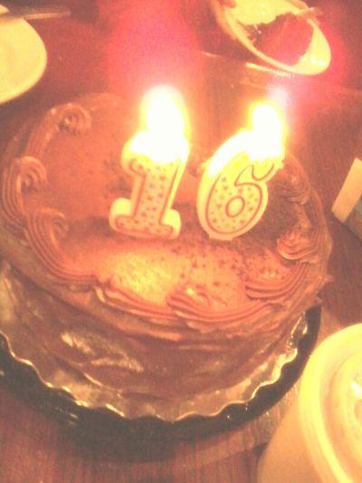 My Birthday Cakee :)